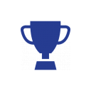 Icon of a trophy